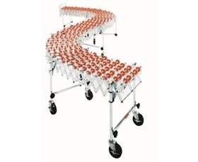 HEAVY DUTY ACCORDIAN WHEEL CONVEYOR